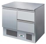 COOL Universalkühltisch KT 9 1T-2Z