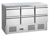 COOL Universalkühltisch KT 13 6Z