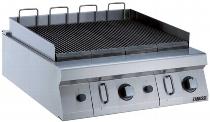 Gas-Rostgrill GRG7 / 2HT-HP Serie EVO 700