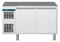 Kühltisch 2 Türen CLM 650 2-7001