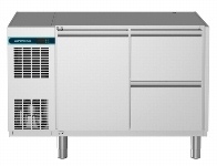 Kühltisch 1 Tür 2 Schubladen 1/2 CLM 650 2-7011