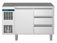 Kühltisch 1 Tür 3 Schubladen 1/3 CLM 650 2-7061