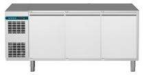 Kühltisch 3 Türen CLM 650 3-7001