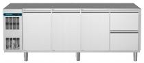 Kühltisch 3 Türen 2 Schubladen 1/2 CLM 650 4-7011