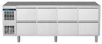 Kühltisch 8 Schubladen 1/2 CLM 650 4-7051