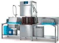 Geschirrspülmaschine PROFI AMXXL-10B mit integrierter Wasserenthärtung