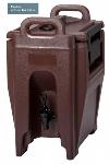 Ultra Camtainer Isolierter Getränkebehälter 10,4 l schieferblau