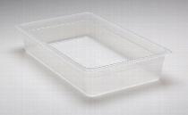 GN-Behälter 1/1-100 aus Polypropylen ohne Deckel