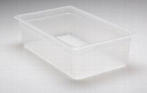 GN-Behälter 1/1-200 aus Polypropylen ohne Deckel