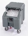 Slidinglid ™ Eiswürfelwagen 100 L granitgrau
