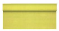Tischdecke 25m x 1,18m limonengrün, auf Roll, soft selection plus