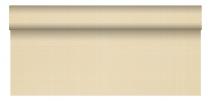 Tischdecke 25m x 1,18m champanger, auf Roll, soft selection plus