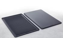 Rational Grill- und Pizzaplatte 1/1 GN (325 x 530 mm), mit Tri-Lax Beschichtung