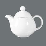 Teekanne 1 / 0,32 weiß, Meran
