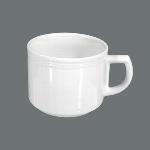 Kaffeeobere 1 0,18 weiß, Vitalis