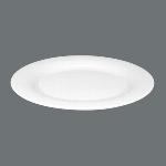 Teller flach 23 cm weiß, Savoy