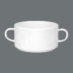 Suppenobere 0.27 stapelbar weiß, Savoy