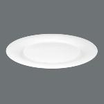 Teller flach 26 cm weiß, Savoy
