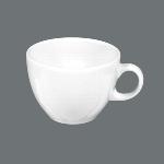 Kaffeeobere 1163 / 0,18 weiß, Meran
