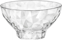 Eis-/Dessertschale Diamond Mini transparent 22cl