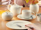 Geschirr und Porzellan