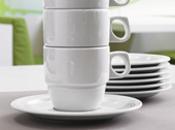 Kaffee- und Cappuccinotassen