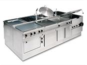 Koch- und Brattechnik