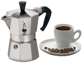 Kaffeezubereitung