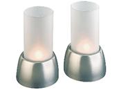 Leuchter,  Tischlichter und Vasen
